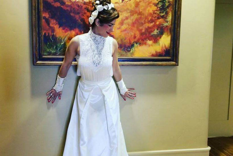 Deja Vu Wedding Dress