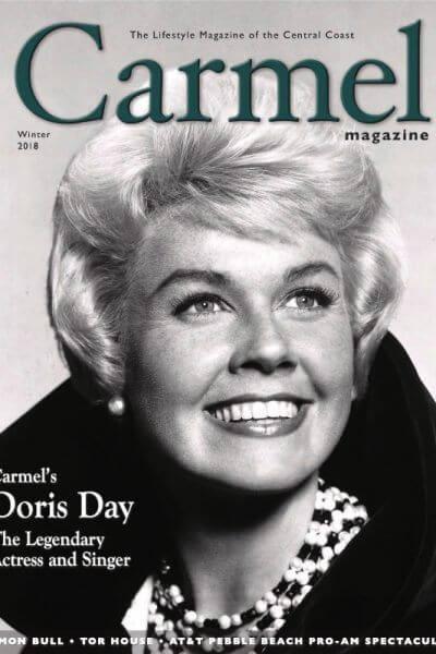 Carmel Magazine Front Cover