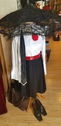Deja Vu outfit for halloween