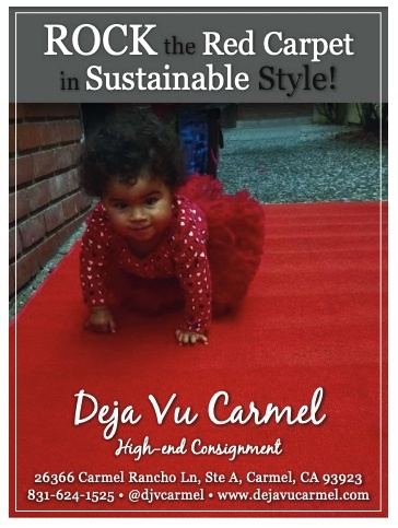 Deja Vu red carpet flyer